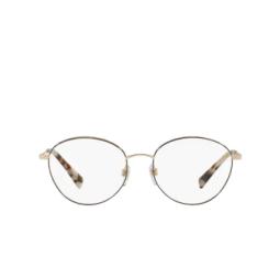 Valentino® Eyeglasses: VA1003 color Pale Gold / Black 3003.