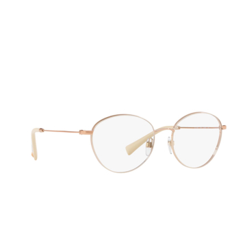 Valentino® Oval Eyeglasses: VA1003 color Rose Gold / Poudre 3013.