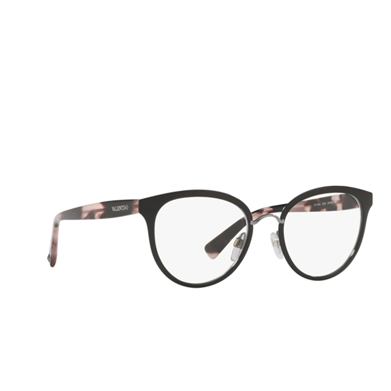 Valentino® Butterfly Eyeglasses: VA1004 color Black 3050.