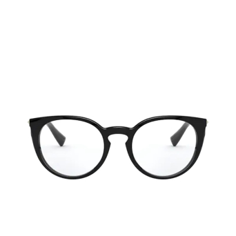 Valentino® Round Eyeglasses: VA3047 color Black 5001.