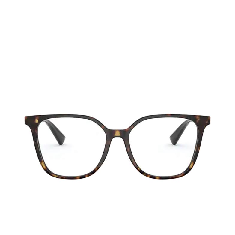 Valentino® Square Eyeglasses: VA3055 color Havana 5002.