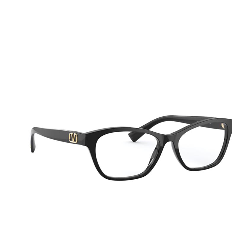 Valentino® Butterfly Eyeglasses: VA3056 color Black 5001.