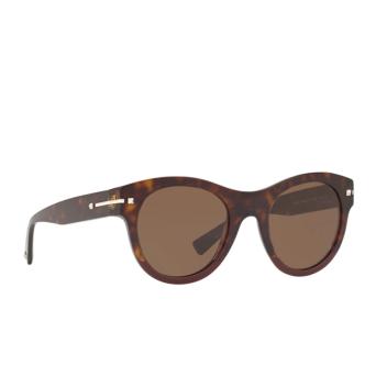 Valentino® Round Sunglasses: VA4020 color Havana 500473.