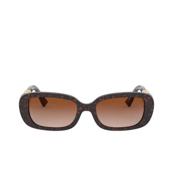 Valentino® Oval Sunglasses: VA4067 color Havana 515013.