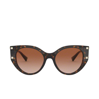 Valentino® Cat-eye Sunglasses: VA4068 color Havana 500213.