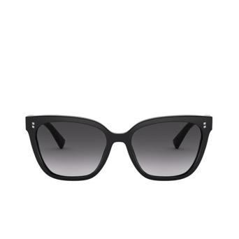Valentino® Square Sunglasses: VA4070 color Black 50018G.