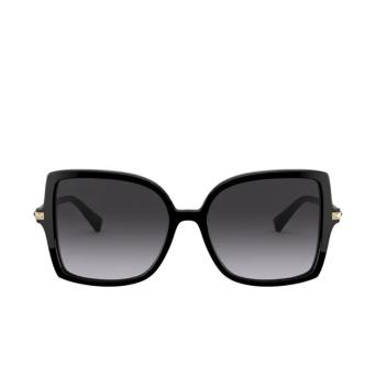 Valentino® Square Sunglasses: VA4072 color Black 50018G.