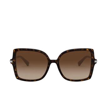 Valentino® Square Sunglasses: VA4072 color Havana 500213.
