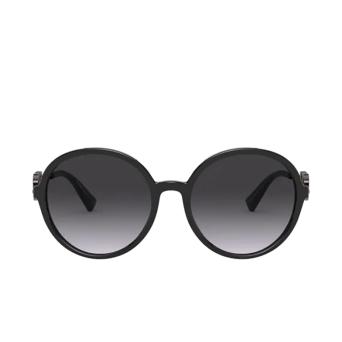 Valentino® Round Sunglasses: VA4075 color Black 50018G.