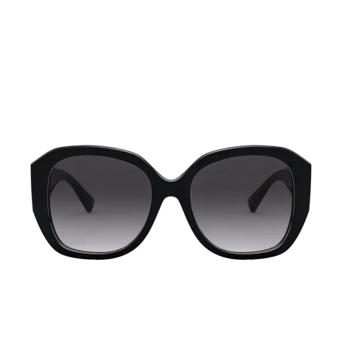 Valentino® Square Sunglasses: VA4079 color Black 50018G.