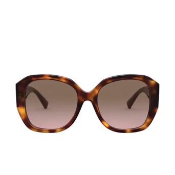 Valentino® Square Sunglasses: VA4079 color Havana 501114.