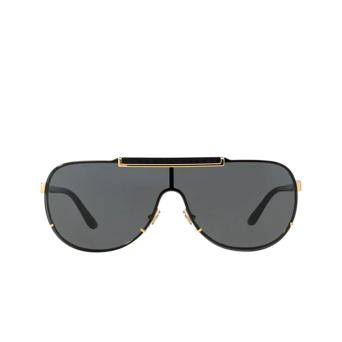 Versace® Aviator Sunglasses: VE2140 color Gold 100287.