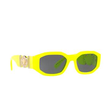 Versace® Irregular Sunglasses: VE4361 color Yellow Fluo 532187.