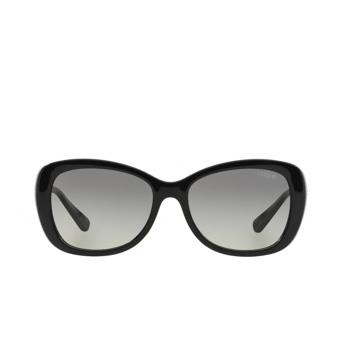 Vogue® Butterfly Sunglasses: VO2943SB color Black W44/11.