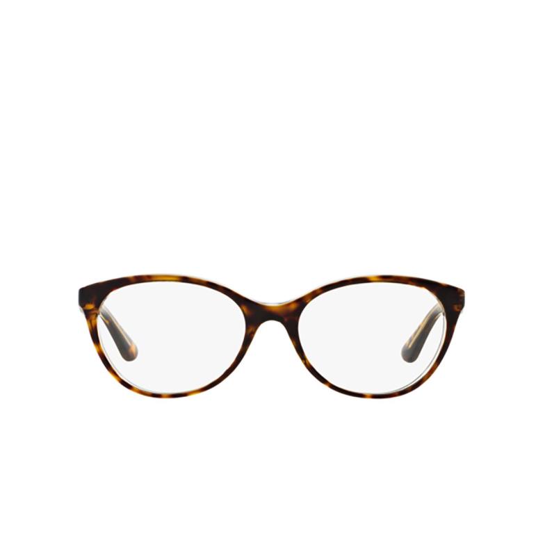 Vogue® Cat-eye Eyeglasses: VO2962 color Top Havana / Transparent 1916.