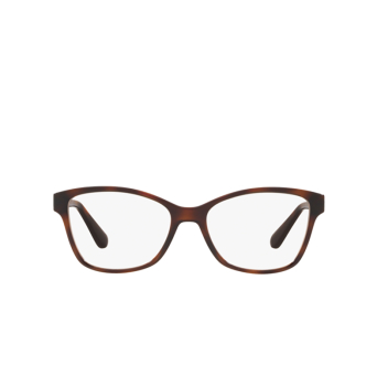 Vogue® Square Eyeglasses: VO2998 color Top Havana / Light Brown 2386.