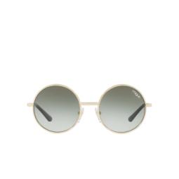 Vogue® Sunglasses: VO4085S color Pale Gold 848/8E.