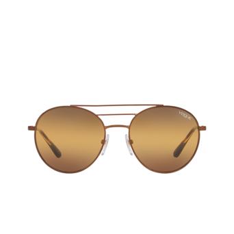 Vogue® Round Sunglasses: VO4117S color Copper 50740L.