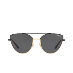 Vogue® Sunglasses: VO4130S color Black / Gold 280/87.