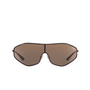 Vogue® Mask Sunglasses: G-vision VO4137S color Brown 997/73.