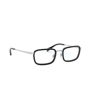 Vogue® Rectangle Eyeglasses: VO4166 color Black 323.