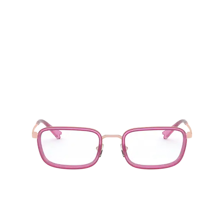 Vogue® Rectangle Eyeglasses: VO4166 color Rose Gold 5075.