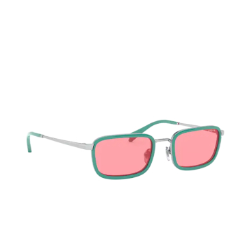 Vogue® Rectangle Sunglasses: VO4166S color Silver 512284.
