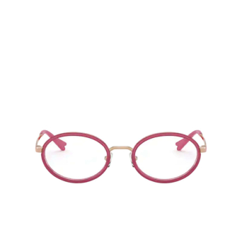 Vogue® Oval Eyeglasses: VO4167 color Rose Gold 5075.