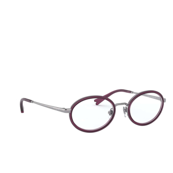 Vogue® Oval Eyeglasses: VO4167 color Gunmetal 548.