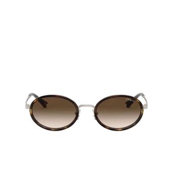 Vogue® Oval Sunglasses: VO4167S color Pale Gold 848/13.