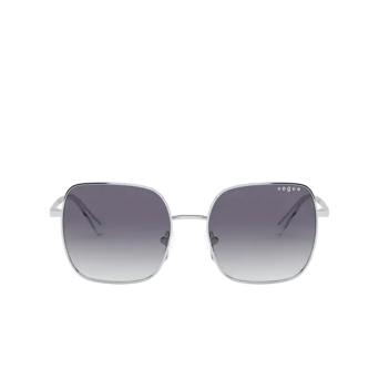 Vogue® Square Sunglasses: VO4175SB color Silver 323/79.