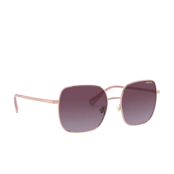 Vogue® Square Sunglasses: VO4175SB color Milky Pink 51268H.