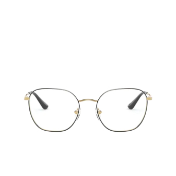 Vogue® Square Eyeglasses: VO4178 color Top Black / Gold 280.