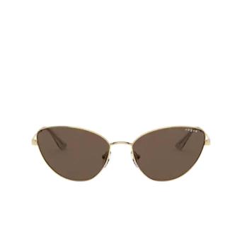 Vogue® Cat-eye Sunglasses: VO4179S color Gold 280/73.