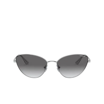 Vogue® Cat-eye Sunglasses: VO4179S color Silver 323/11.