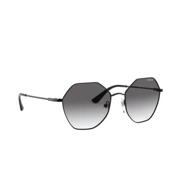 Vogue® Irregular Sunglasses: VO4180S color Black 352/11.