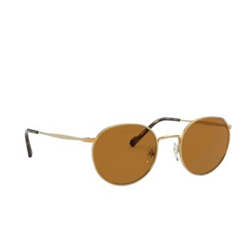 Vogue® Round Sunglasses: VO4182S color Gold 280/83.