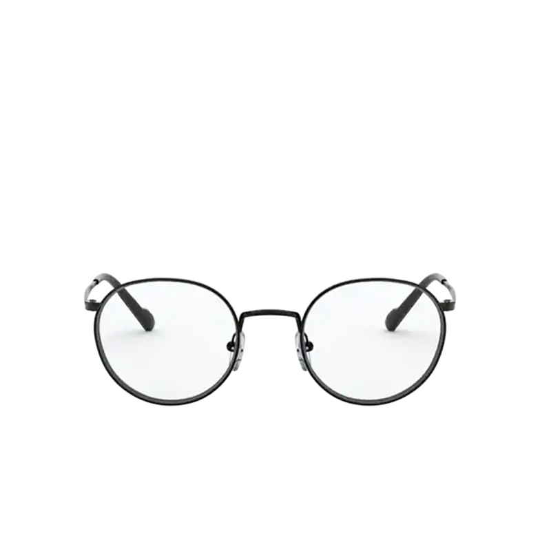 Vogue® Round Eyeglasses: VO4183 color Black 352.