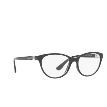 Vogue® Cat-eye Eyeglasses: VO5153 color Black W44.