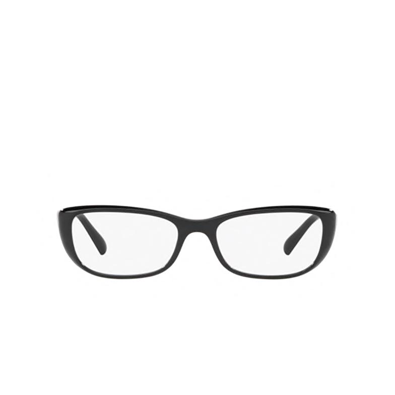 Vogue® Rectangle Eyeglasses: VO5191B color Black W44.