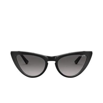 Vogue® Cat-eye Sunglasses: VO5211SM color Black W44/11.