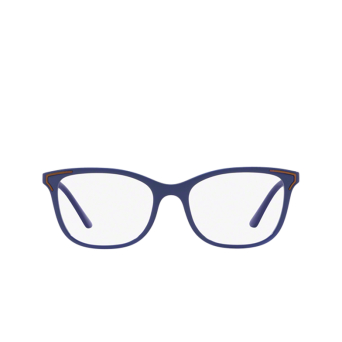 Vogue® Square Eyeglasses: VO5214 color Top Bluette / Bluette Transparent 2619.