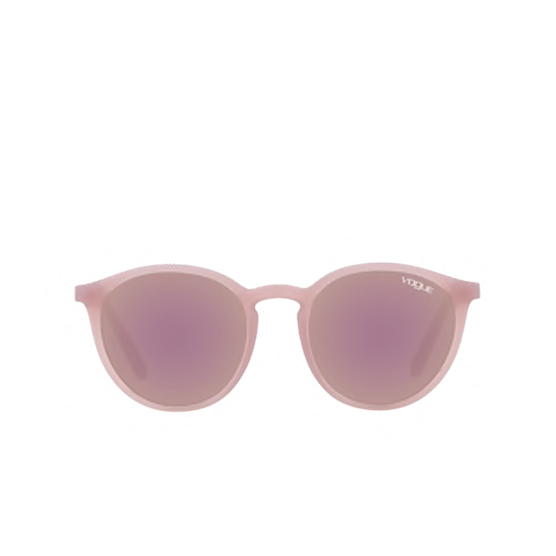 Vogue® Round Sunglasses: VO5215S color Opal Violet 26095R.