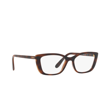Vogue® Rectangle Eyeglasses: VO5217 color Havana 2386.