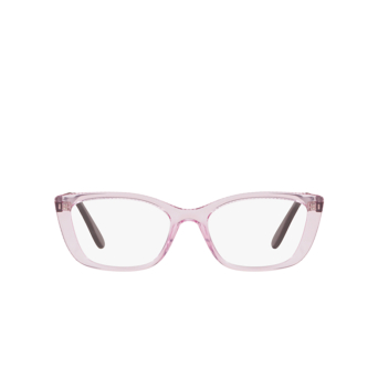 Vogue® Rectangle Eyeglasses: VO5217 color Transparent Lilac 2617.