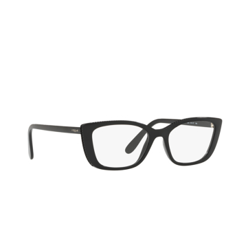 Vogue® Rectangle Eyeglasses: VO5217 color Black W44.