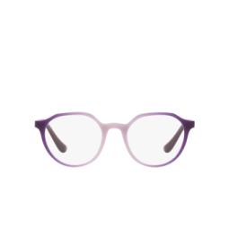 Vogue® Eyeglasses: VO5226 color Opal Lt Violet Glitter Grad Ok 2640.