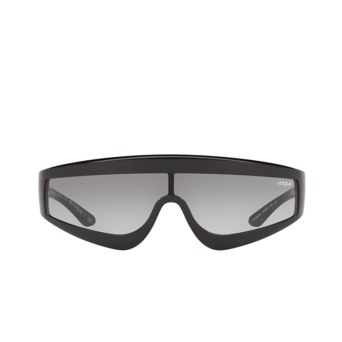 Vogue® Mask Sunglasses: Zoom-in VO5257S color Black W44/11.