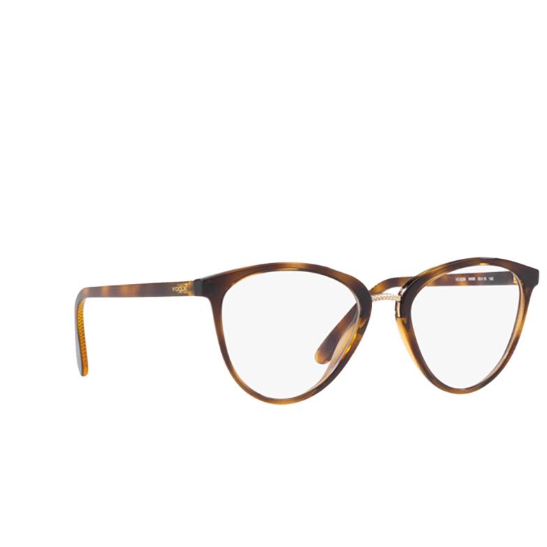 Vogue® Round Eyeglasses: VO5259 color Dark Havana W656.