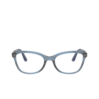 Vogue® Butterfly Eyeglasses: VO5292 color Blue Transparent 5764.